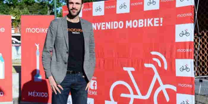 Mobike arranca operaciones en México