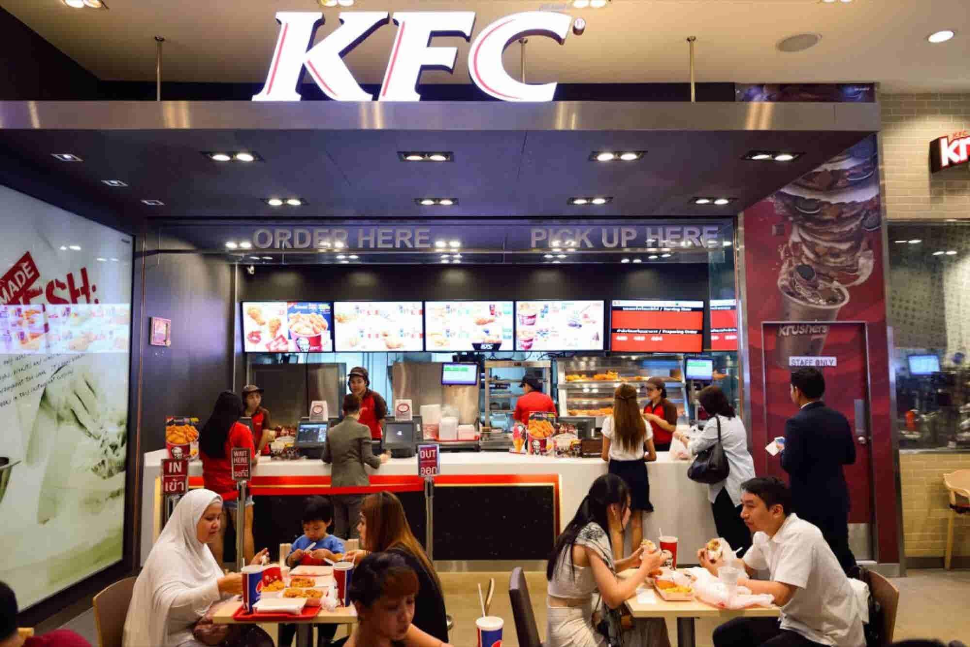 El día que KFC se quedó sin pollo