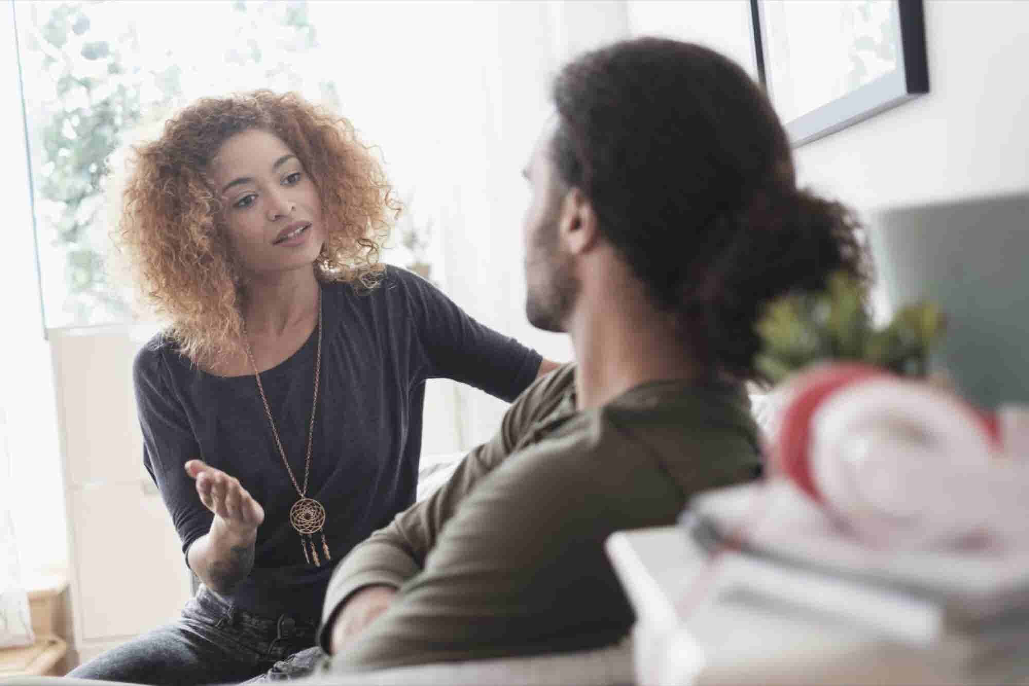 Ask the Relationship Expert: I Can't Stop Acting Like the Boss With My Partner