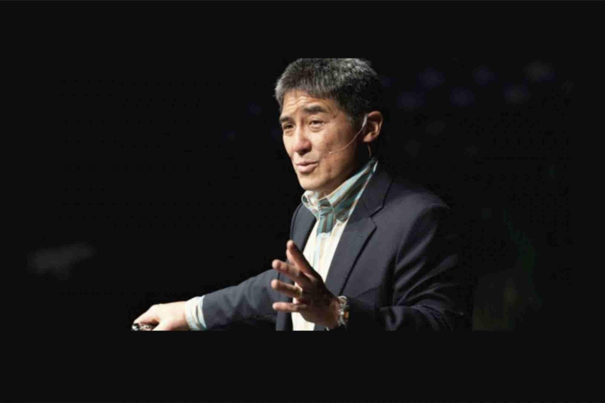 Tips para impulsar tu negocio al estilo de Guy Kawasaki