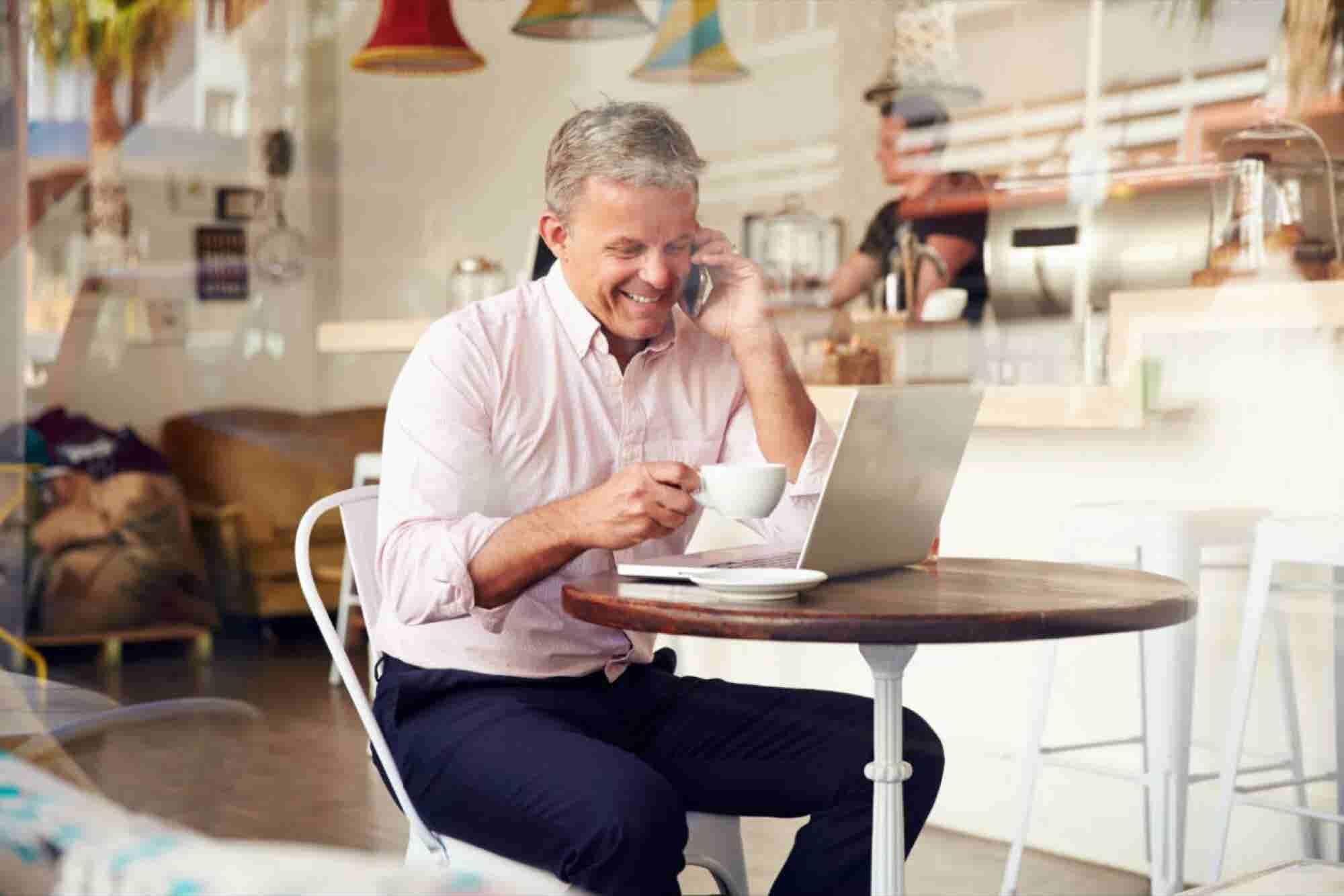 Por qué los 50 años son una edad perfecta para emprender