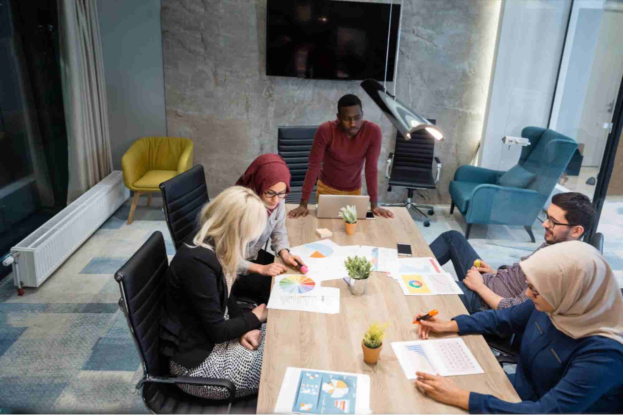 For First Time Entrepreneurs: Advantages of Working out of Shared Workspaces for Small Teams