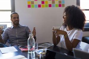 3 Ways to Make Memorable Small Talk That Gets People Interested In Working With You