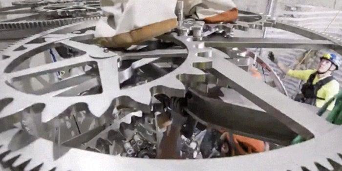 Jeff Bezos quiere construir un reloj que dure 10,000 años