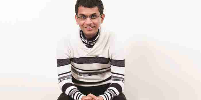 Rohan Murty's Tryst with Coding, Mentors and Beyond