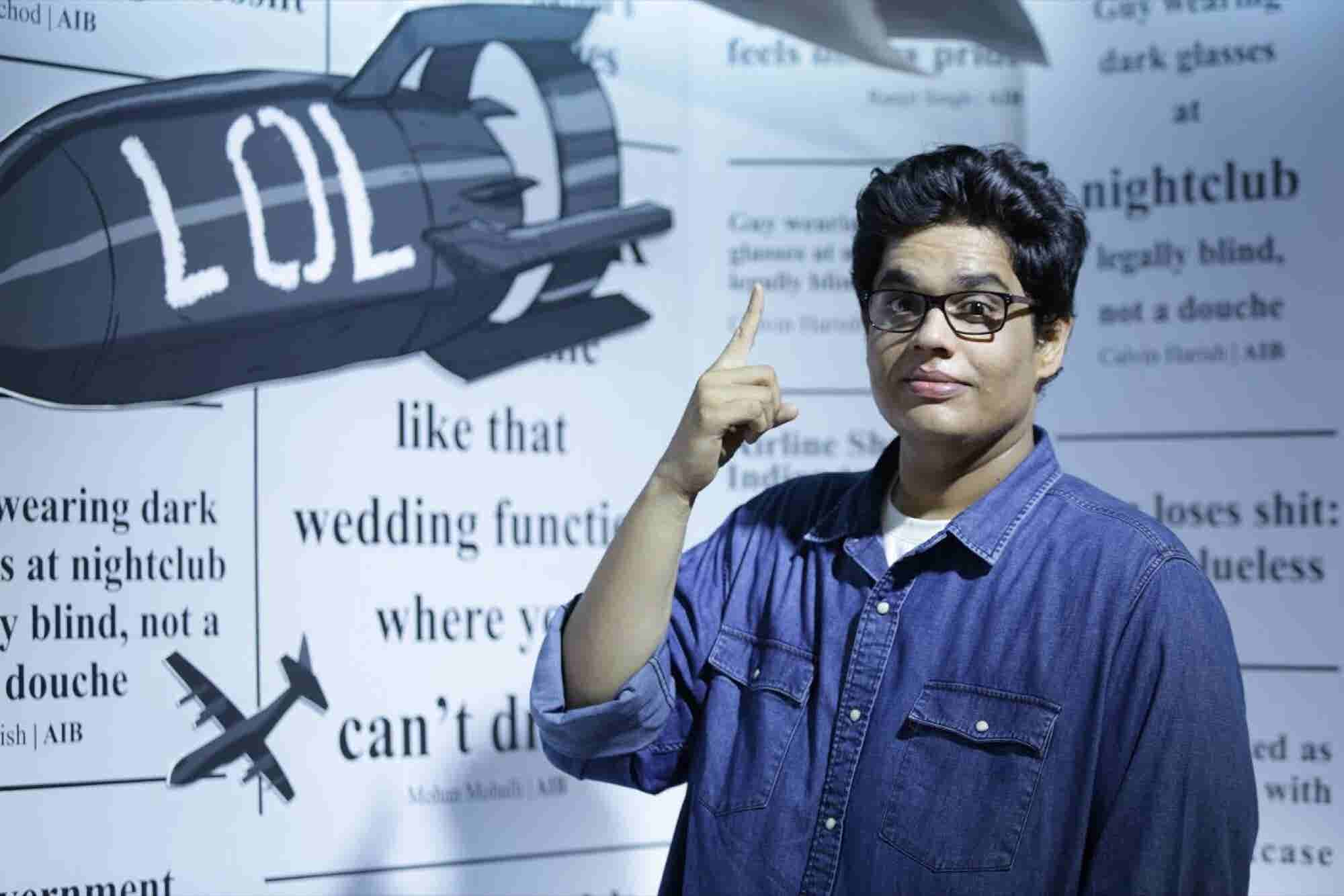 YouTube Star Tanmay Bhat Talks About AIB's Genesis and Future Plans