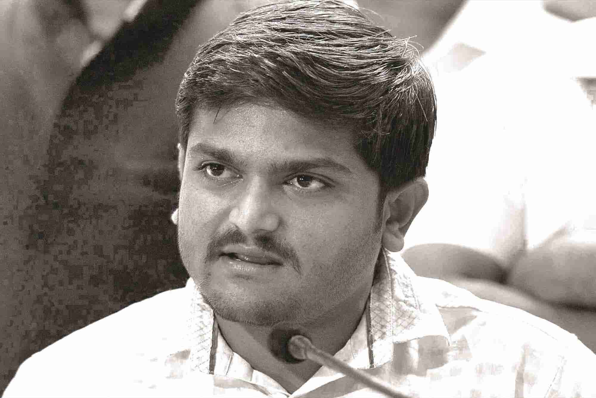 Hardik Patel and His Road to Activism