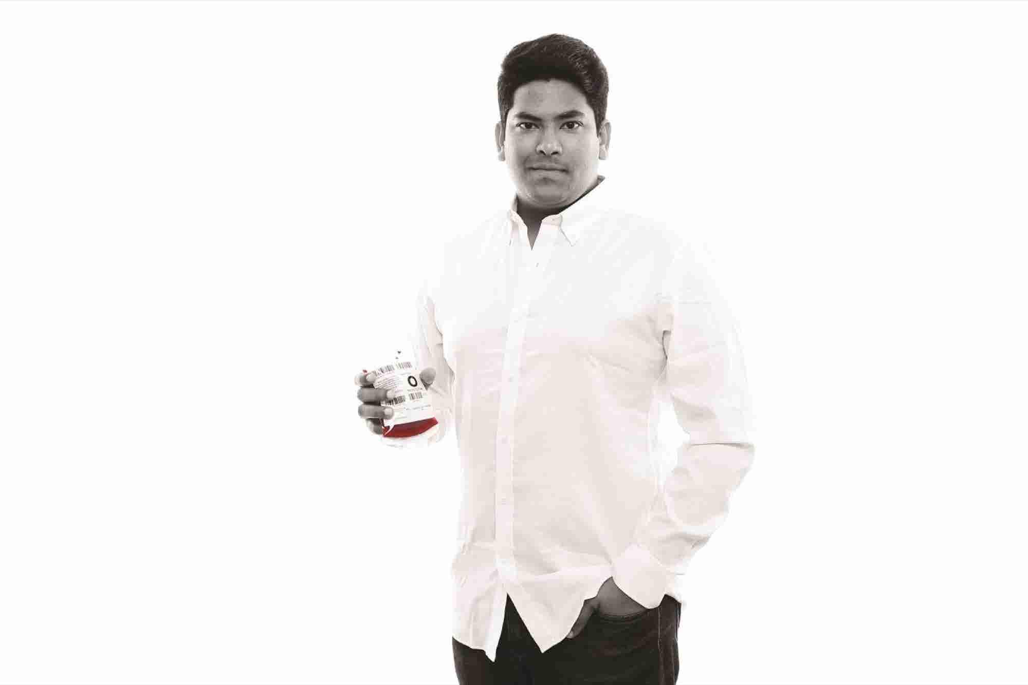 Karthik Naralsetty is one Truly Responsible Entrepreneur