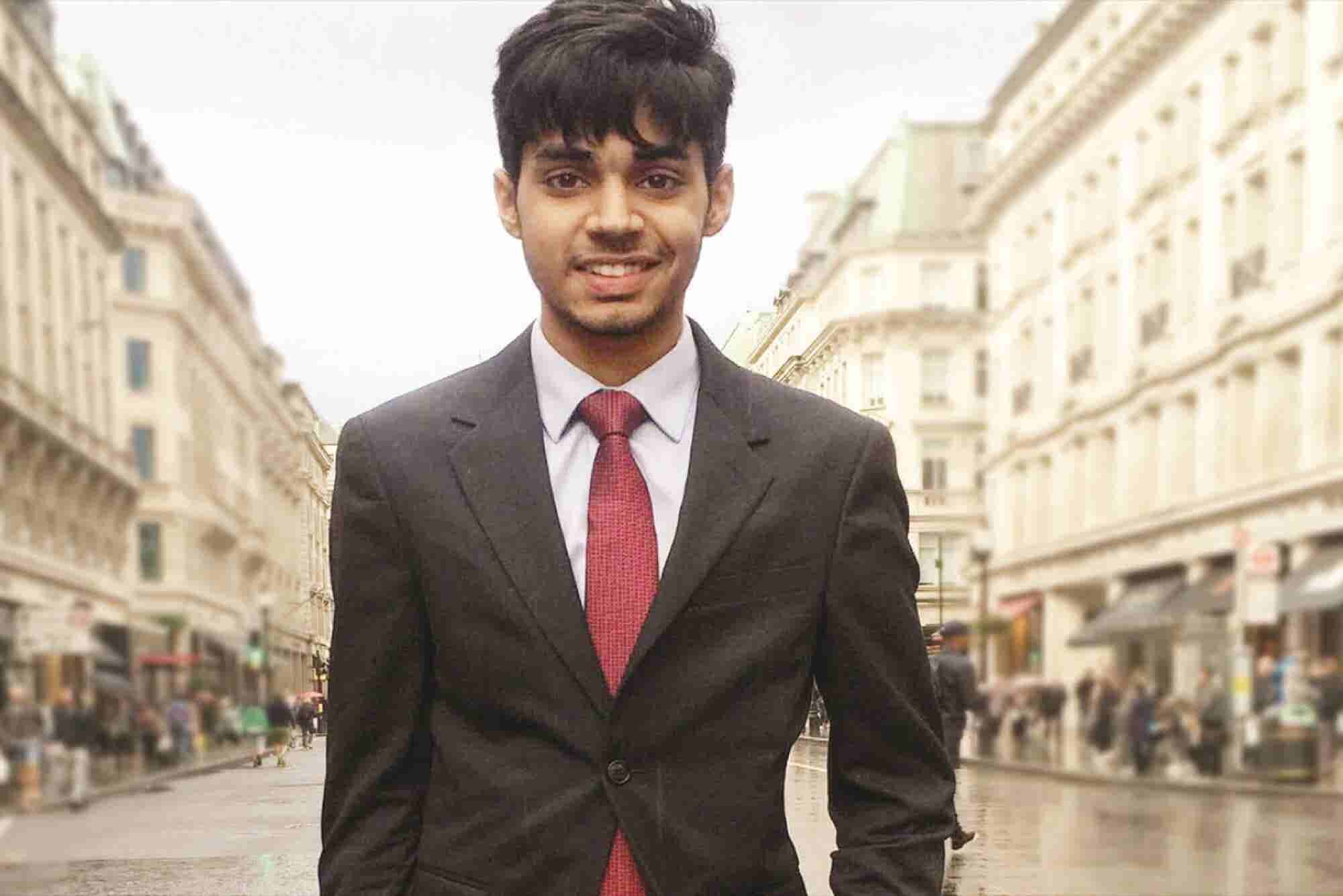 The Audacious Journey of India's Youngest Ethical Hacker Trishneet Arora