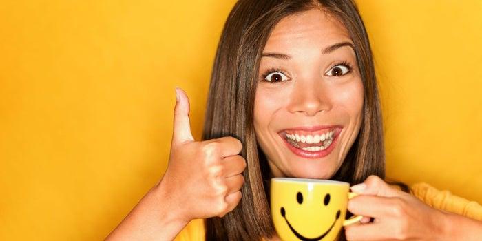 ¿Quieres aumentar tu productividad? ¡Sé más positivo!