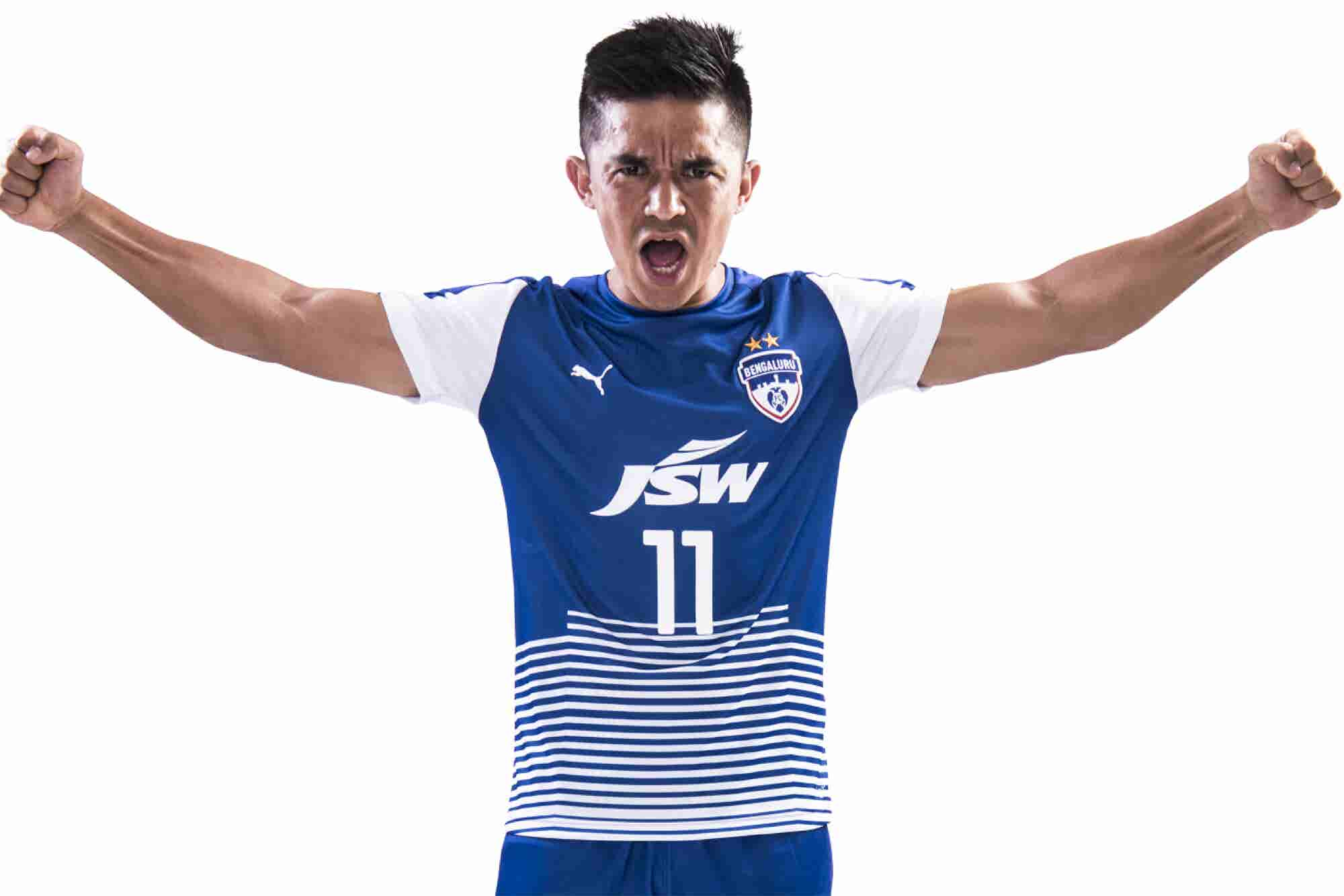 Revealing Sunil Chhetri's Journey to the Apex of Indian Football Scene