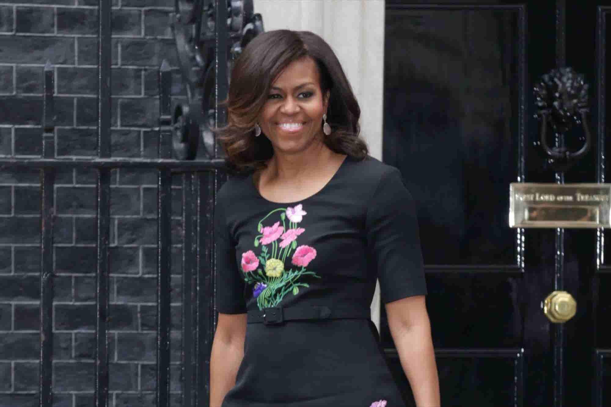 Michelle Obama publicará su autobiografía en 24 idiomas