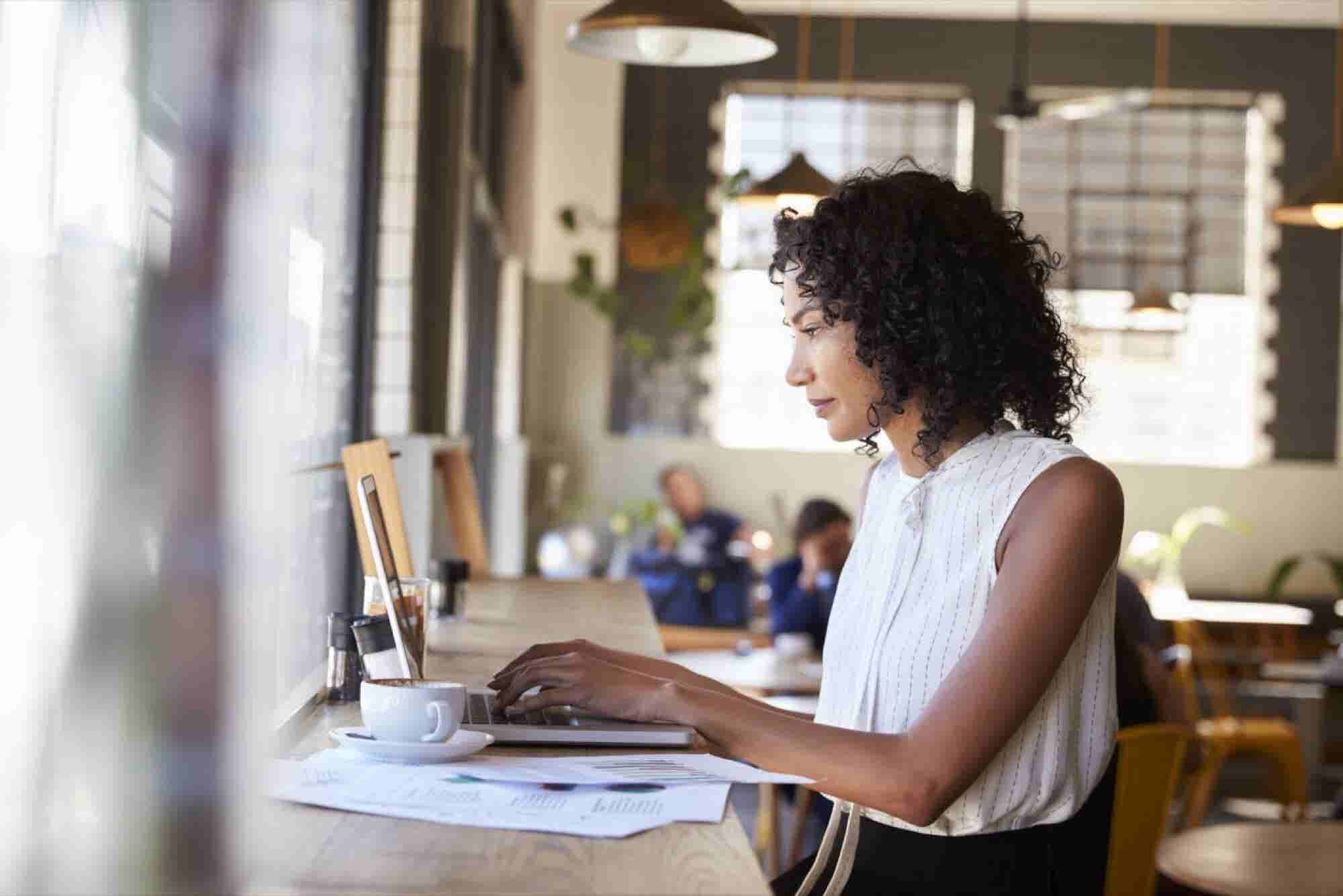 Think Freelancers Have Easy, Flexible Lives? Think Again.