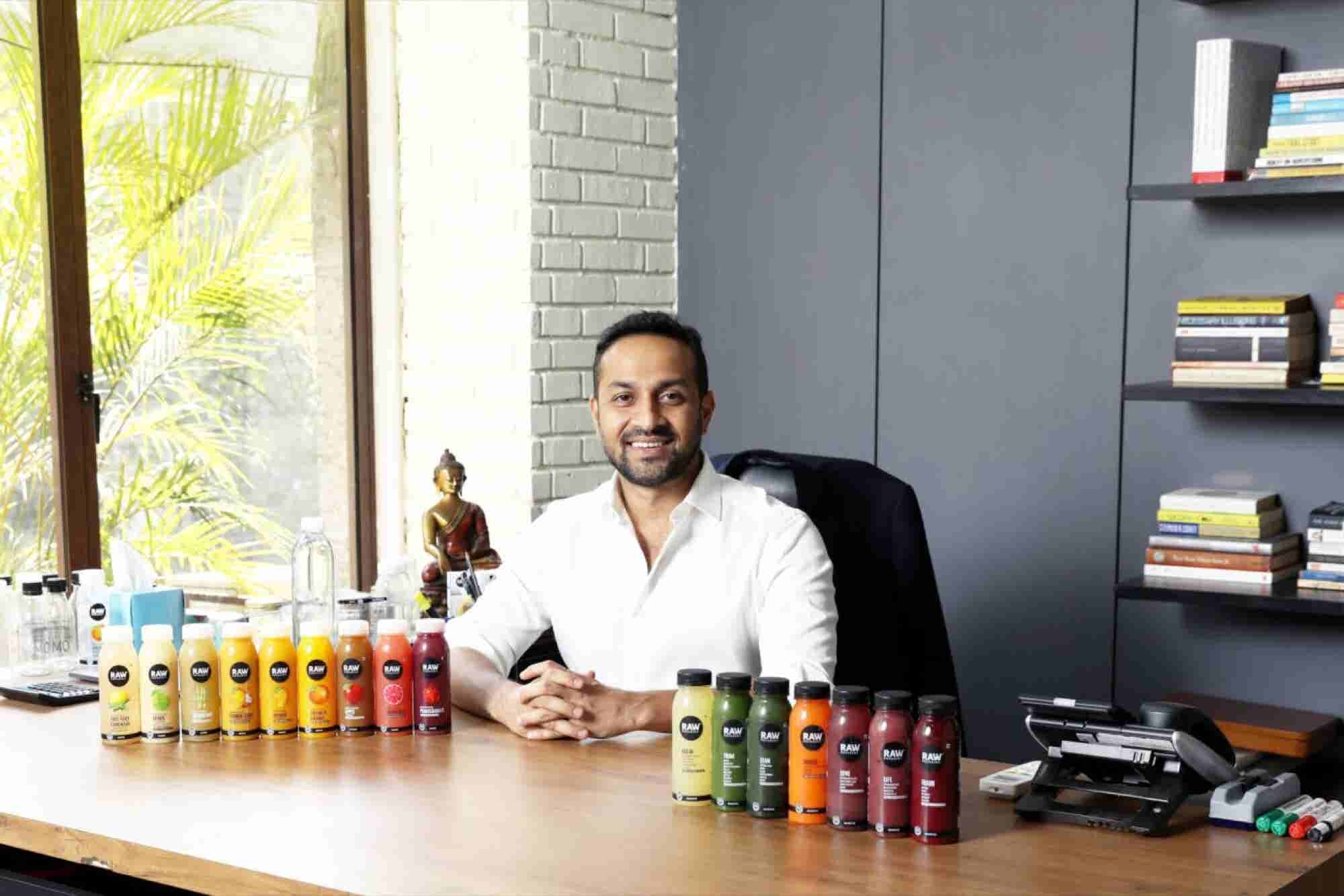 This Startup is On a Mission to Become India's Leading Clean-label Bev...