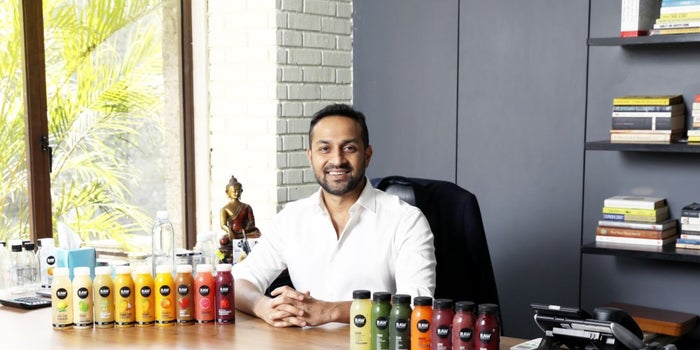 This Startup is On a Mission to Become India's Leading Clean-label Beverage Brand
