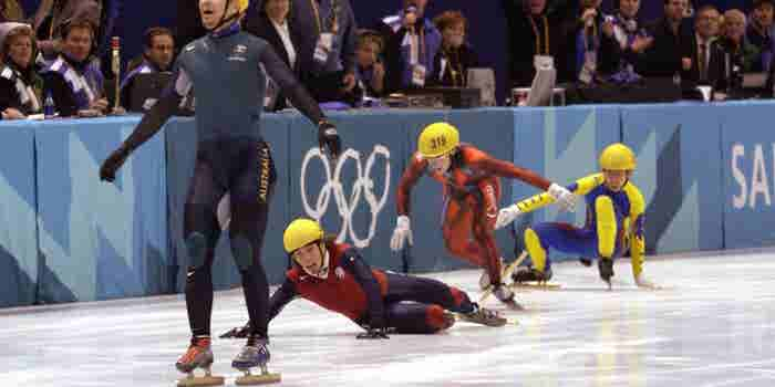Carpe Diem: Entrepreneurial Lessons From Olympian Steven Bradbury