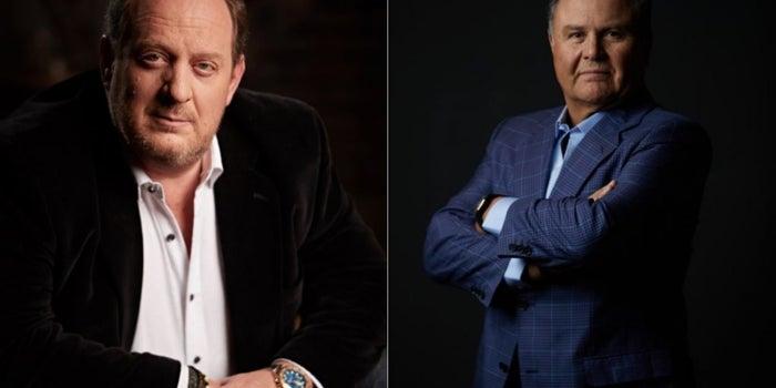 Ellos son los dos nuevos 'tiburones' con los que 'nadarán' los emprendedores mexicanos