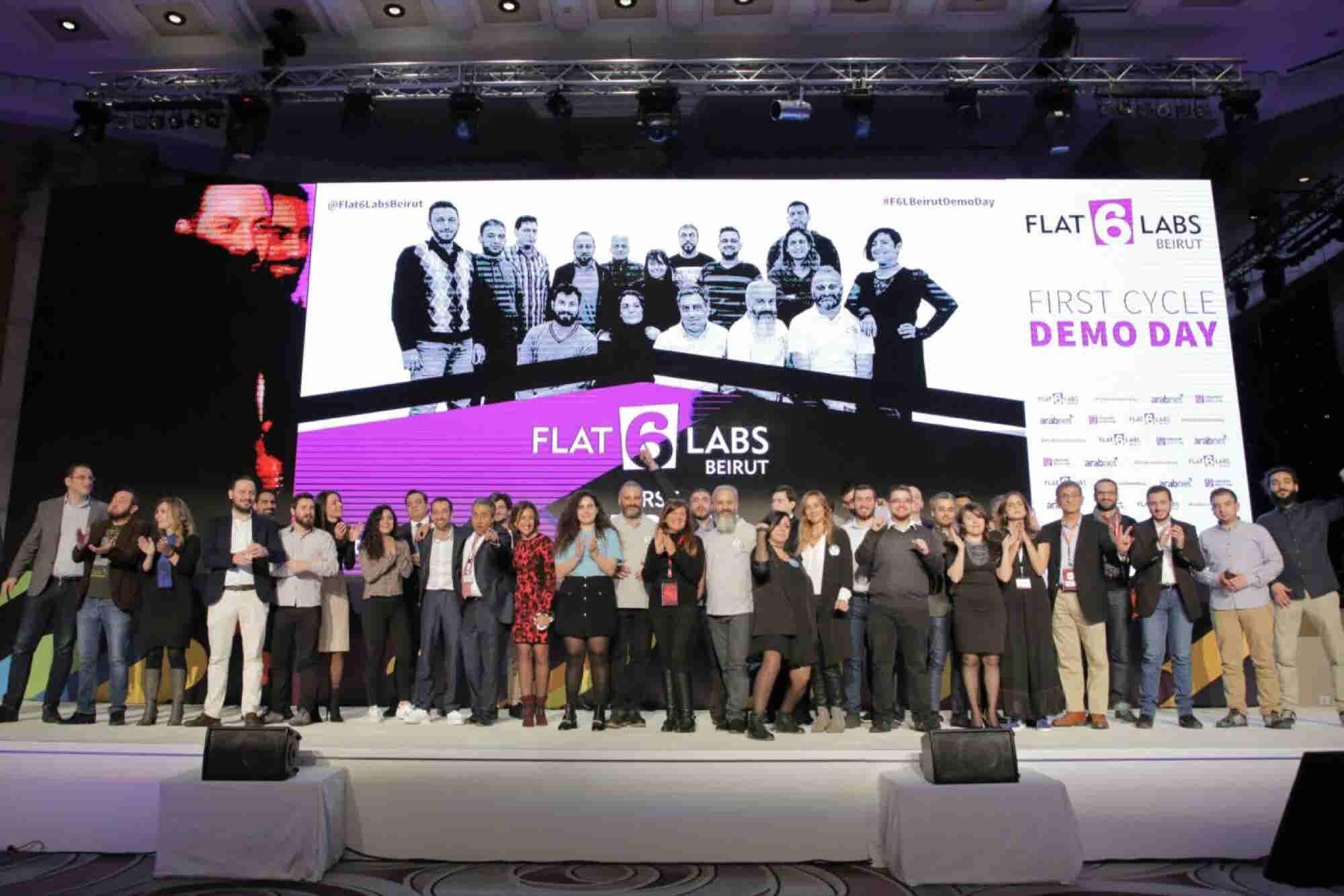 Startups Graduating Flat6Labs Beirut's Inaugural Cycle Showcase Solutions At ArabNet