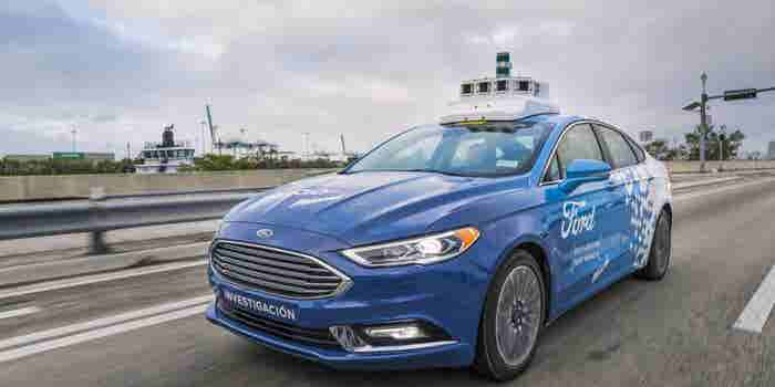 We're Going to Miami: The First Proving Ground for Ford's Self-Driving Service