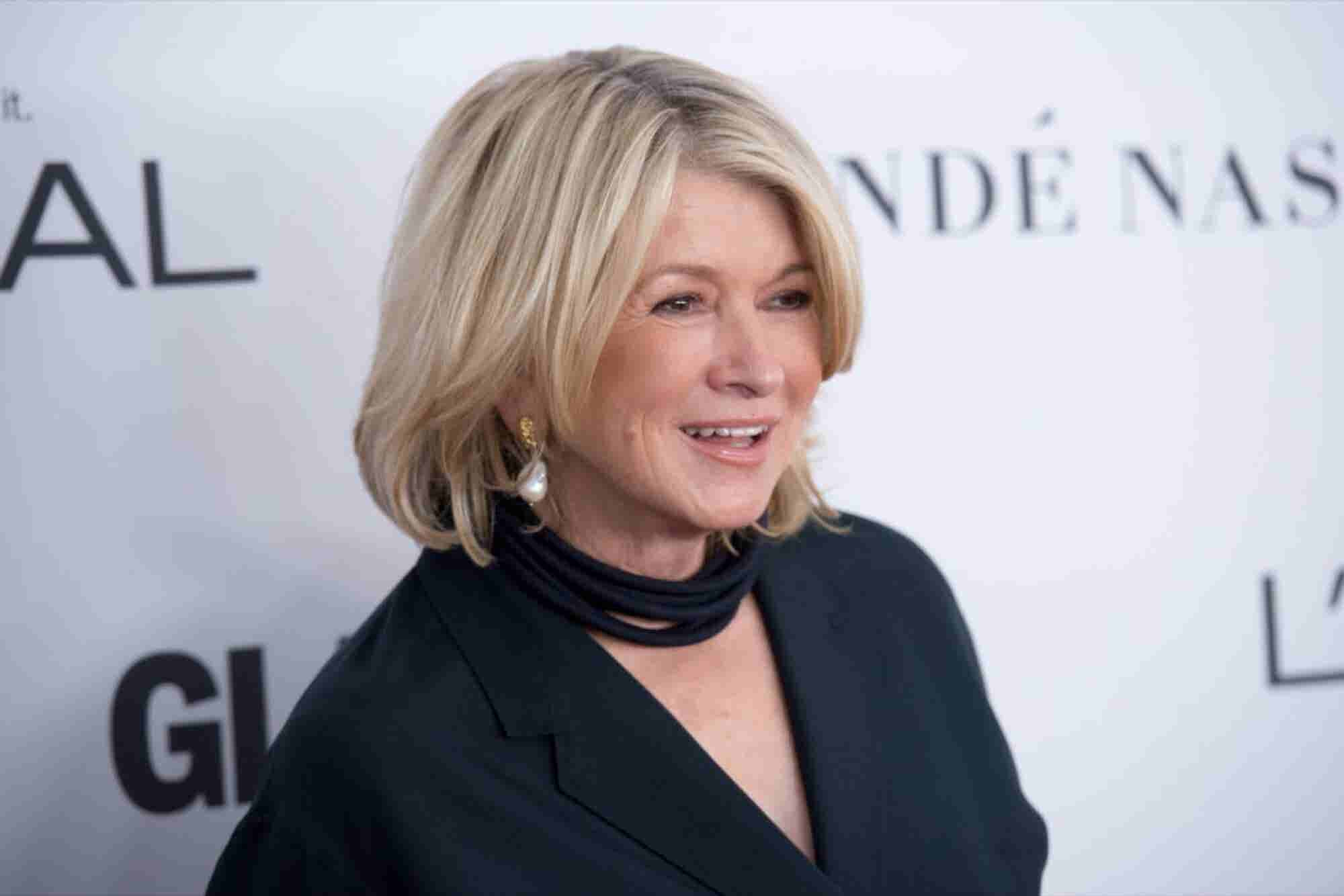 Martha Stewart's Empire Was Actually Her Third Career: How Curiosity and Optimism Have Helped Her Evolve