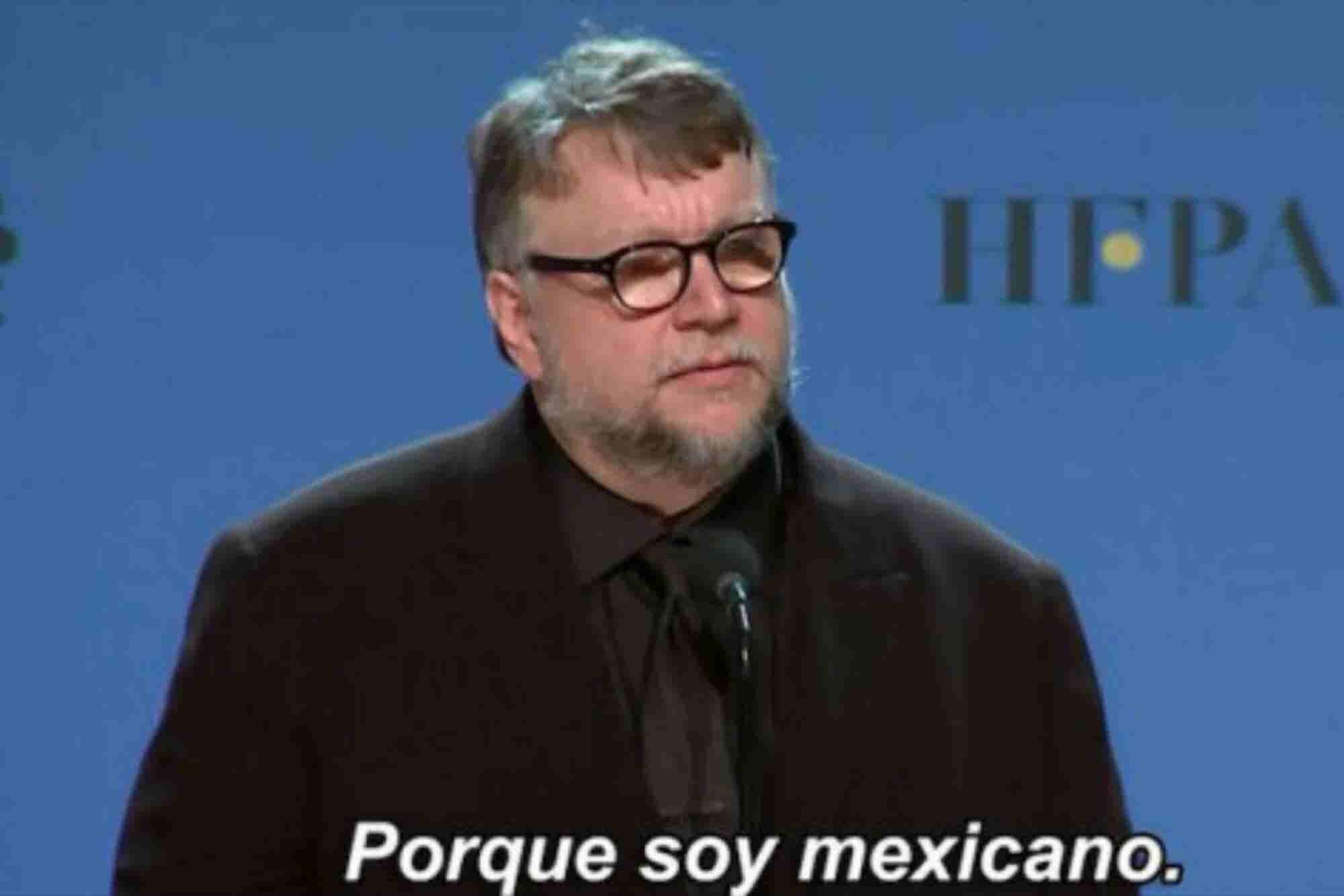La lecciones que puedes aprender de Guillermo del Toro
