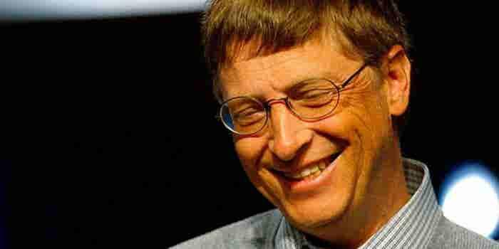 El multimillonario Bill Gates no es fanático de las criptomonedas