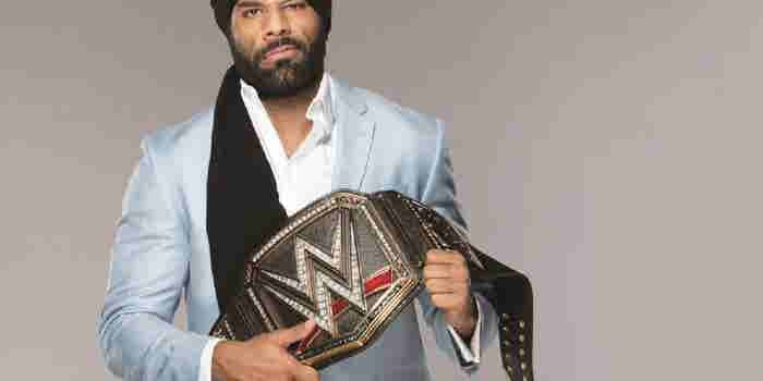Jinder Mahal on How He battled His Way to the WWE Championship
