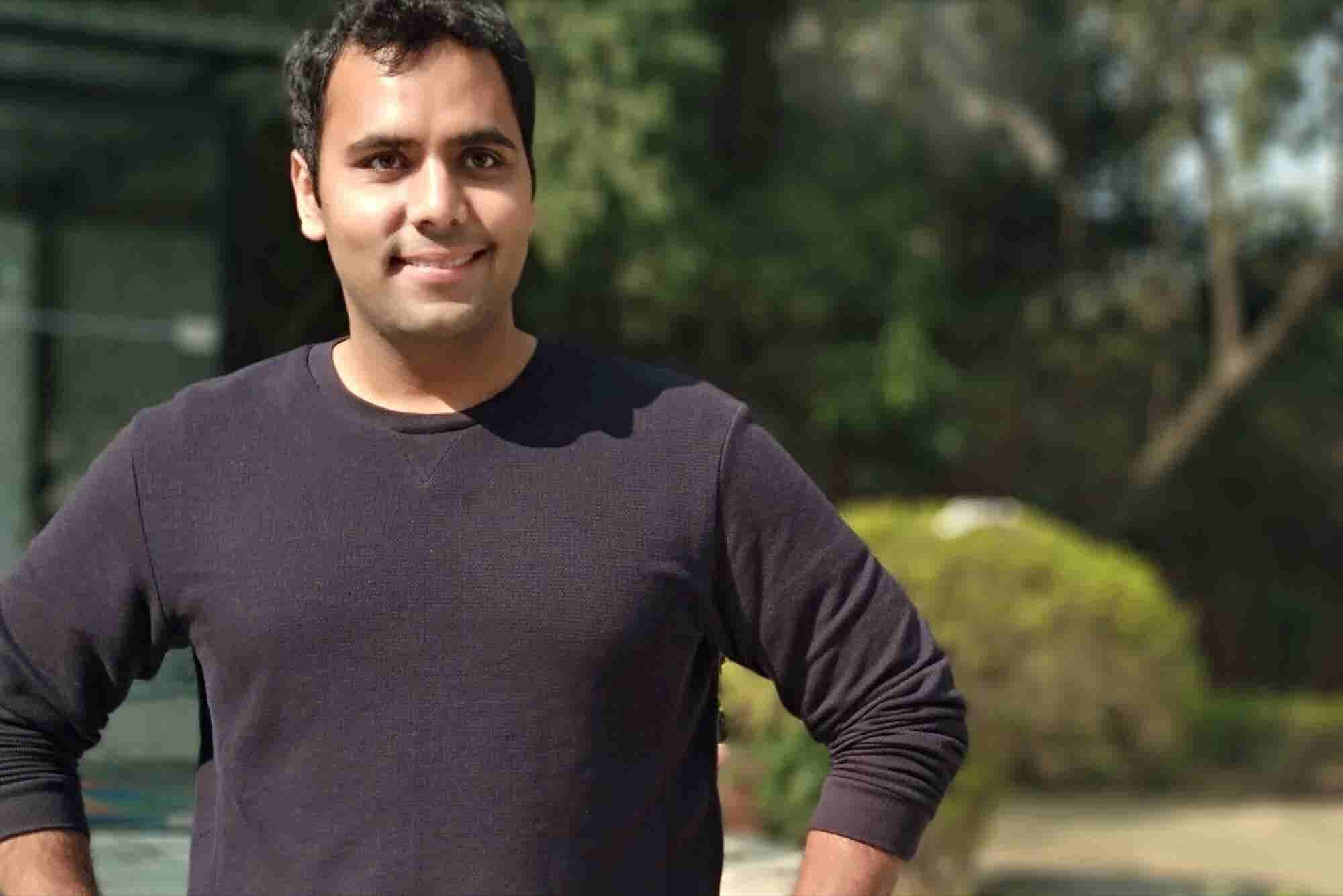 This Former IITian has Bridged the Gap Between Innovation and Entrepre...