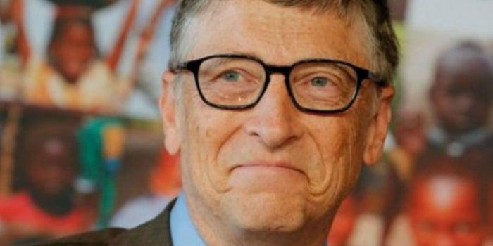 Bill Gates creará combustible a partir del aire basado en la fotosíntesis