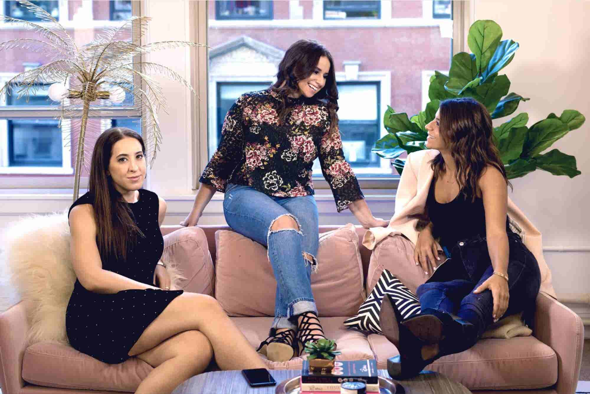 How 3 College Friends Turned a Blog Into a Thriving Business