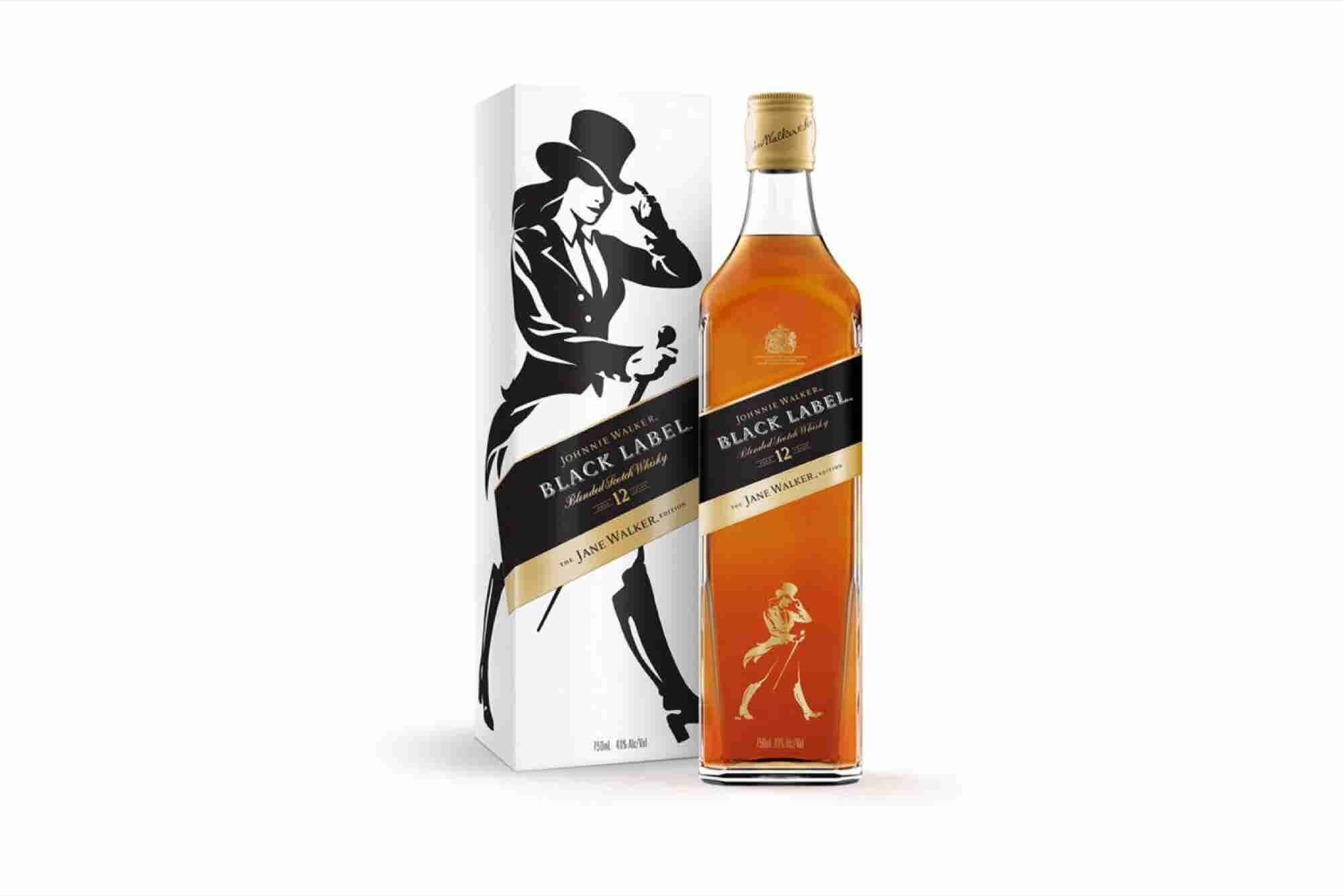 The Problem With Johnnie Walker's Jane Walker Scotch Was Perception