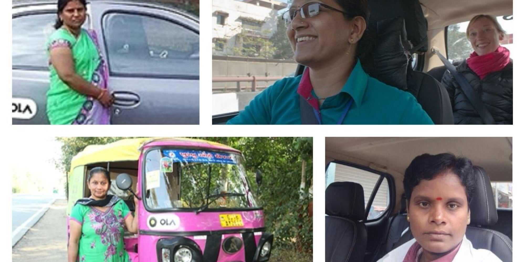 Say Hello to These Women on Wheels in India
