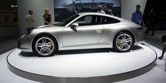 Porsche busca que vueles en un taxi
