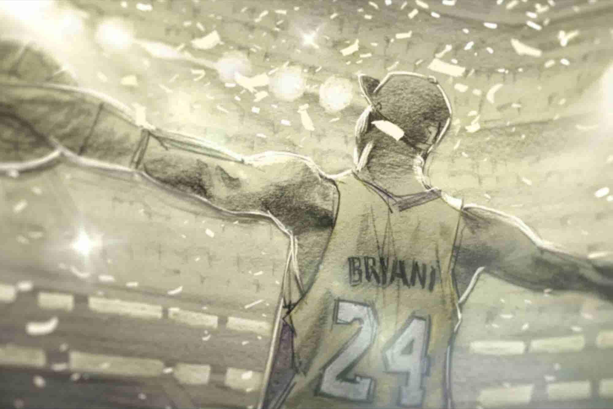 El Oscar de Kobe Bryant y el poder para transformarnos a nosotros mismos
