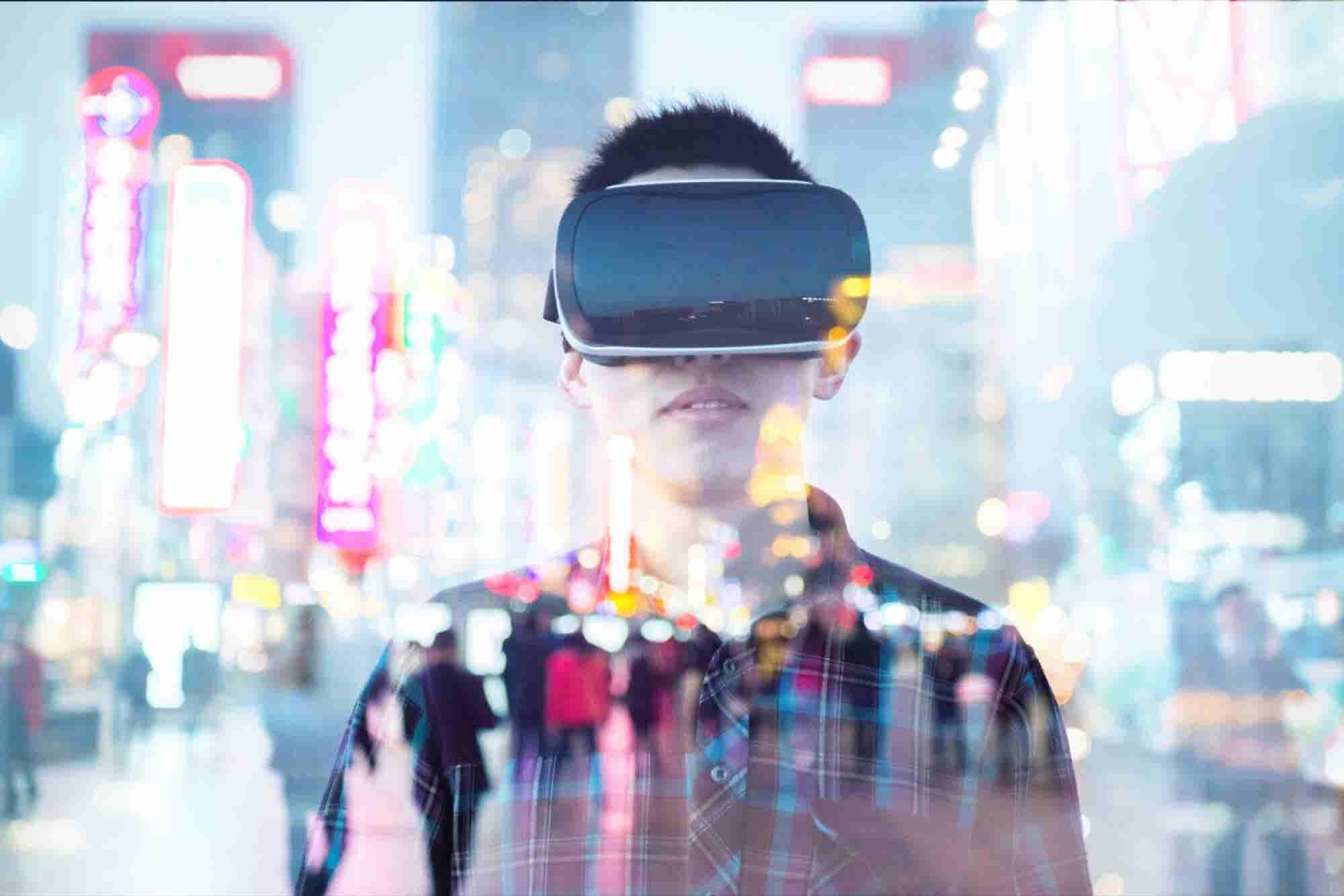 This Vital Storytelling Principle Is the Key to Producing Great VR and AR Content