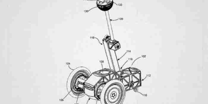 Facebook patenta robot con el que podrías tomarte fotos en el futuro