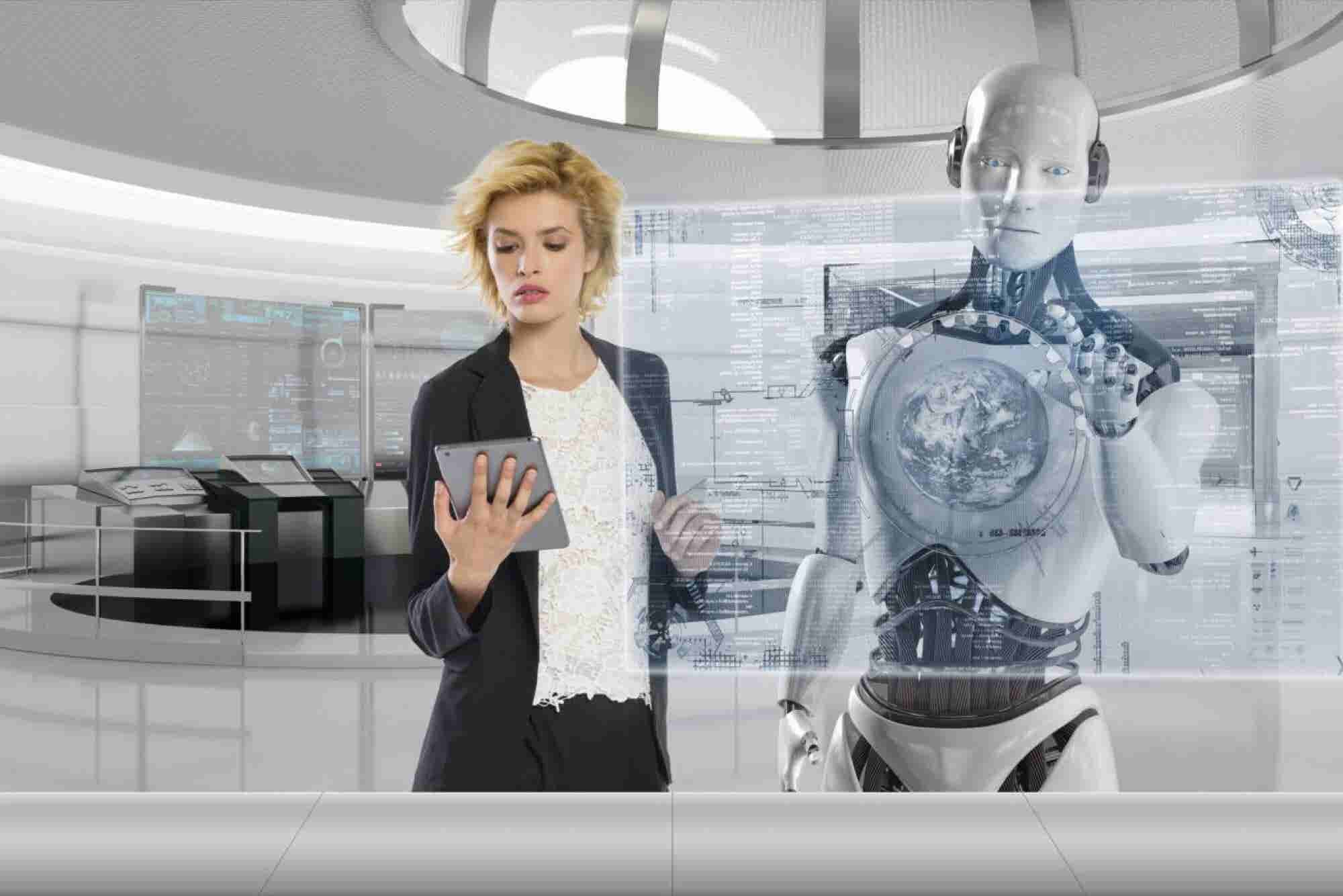 Robots May Replace Some Jobs, But Your Human Team Members Should Be There to Guide Them