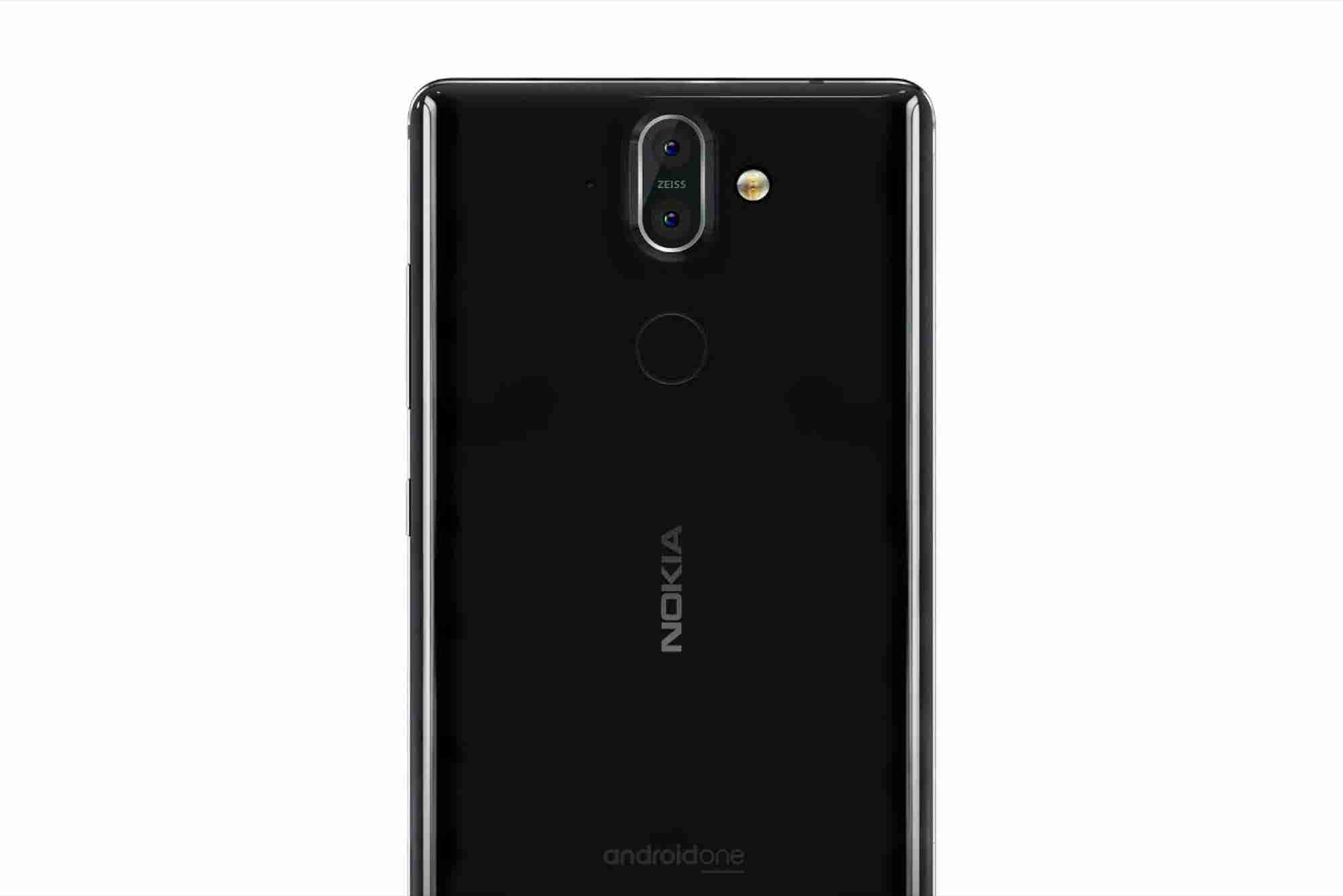 Ahead Of The Curve: Nokia 8 Sirocco