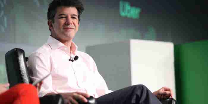 Travis Kalanick's Undying Love for India Returns With a New Fund
