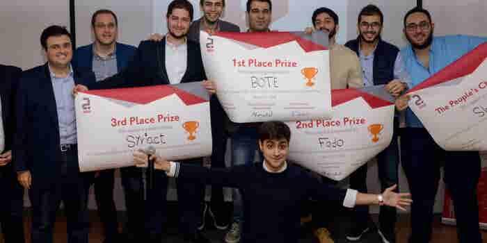 Meet The Syrian Entrepreneurs Whose Concepts Won At Jusoor's Fourth Entrepreneurship Challenge