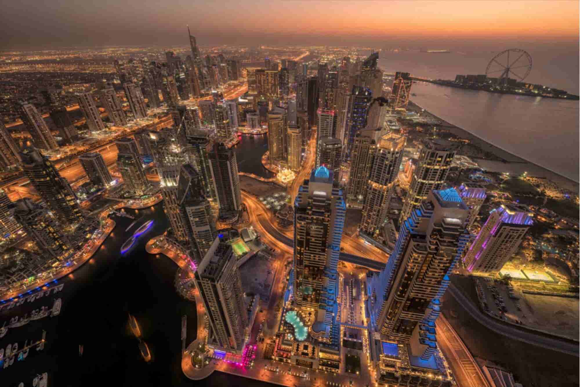 The Five Industry Sectors Keeping The GCC On The Global Map