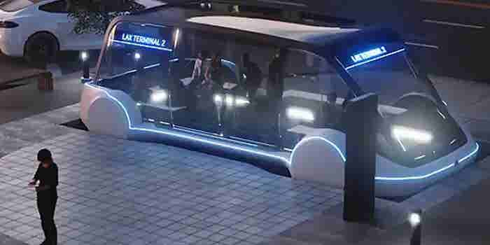 Elon Musk's Boring Company to Prioritize Pedestrians Over Cars