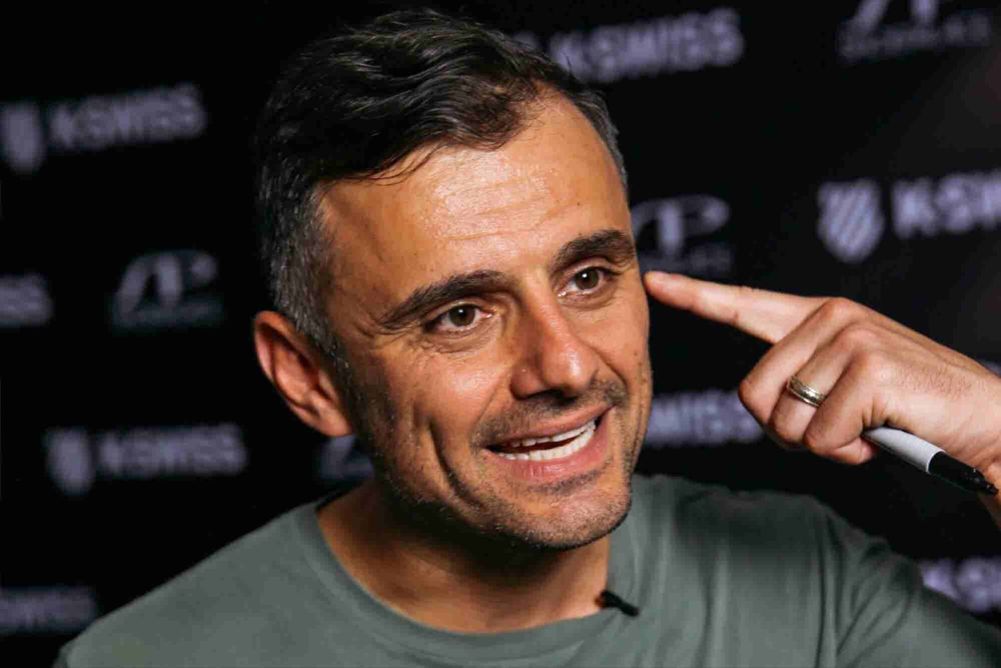 Gary Vaynerchuk: Entrepreneurial Success Isn't What You Think