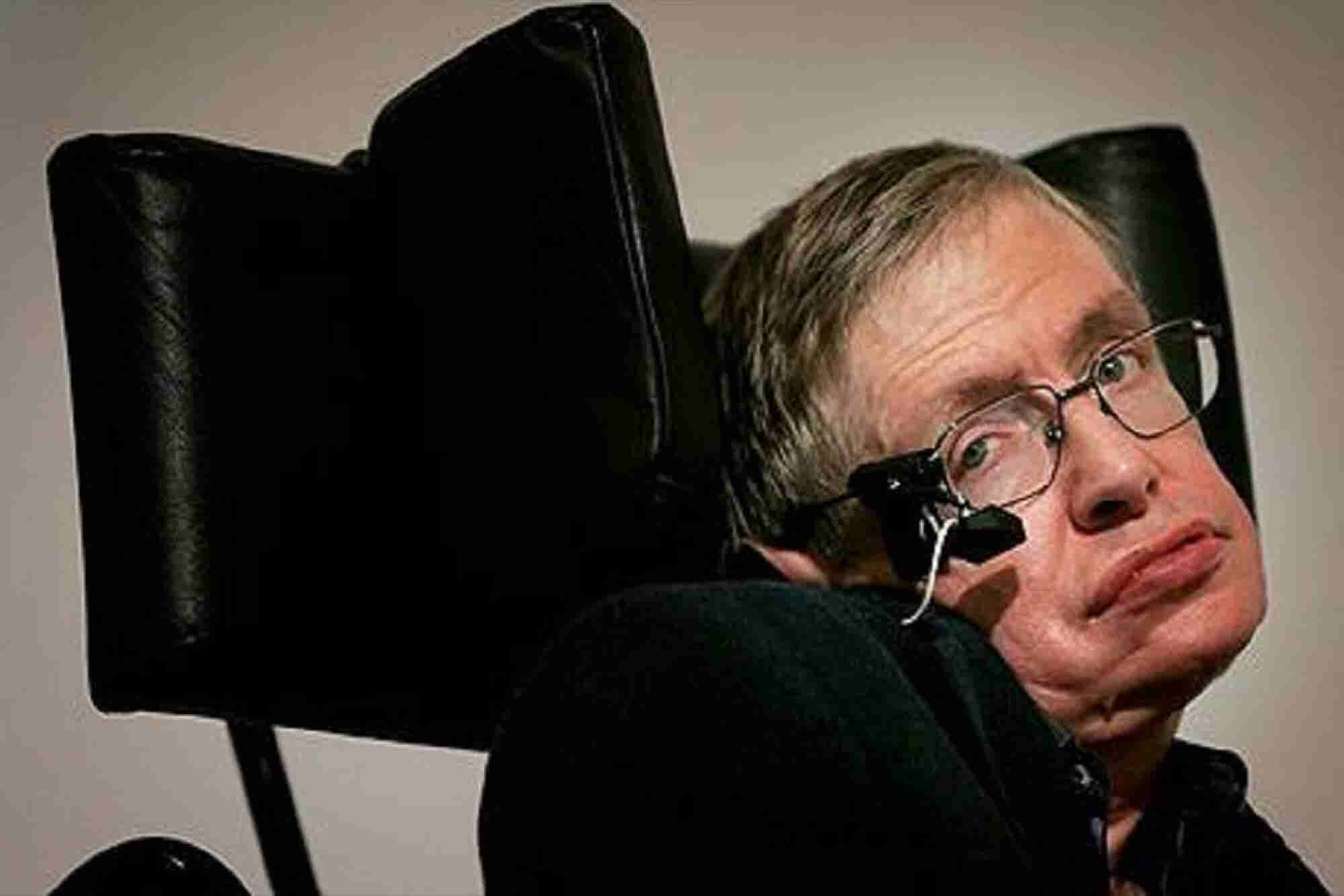 Stephen Hawking: The Man Behind The Theory of Everything