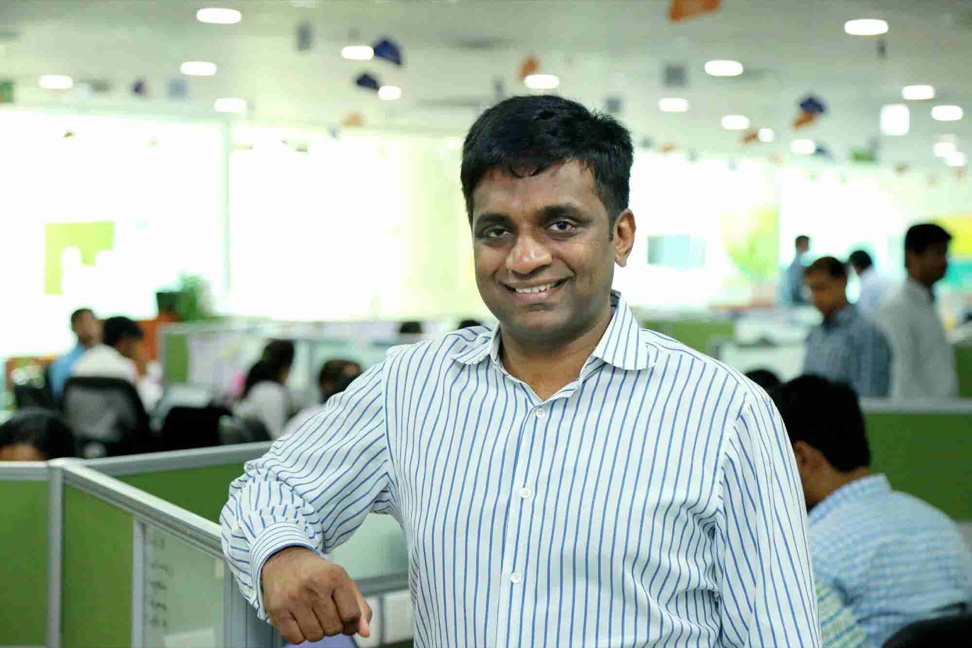 This Expert Shares His Know-how in the Field of Renewable Energy for Aspiring Entrepreneurs