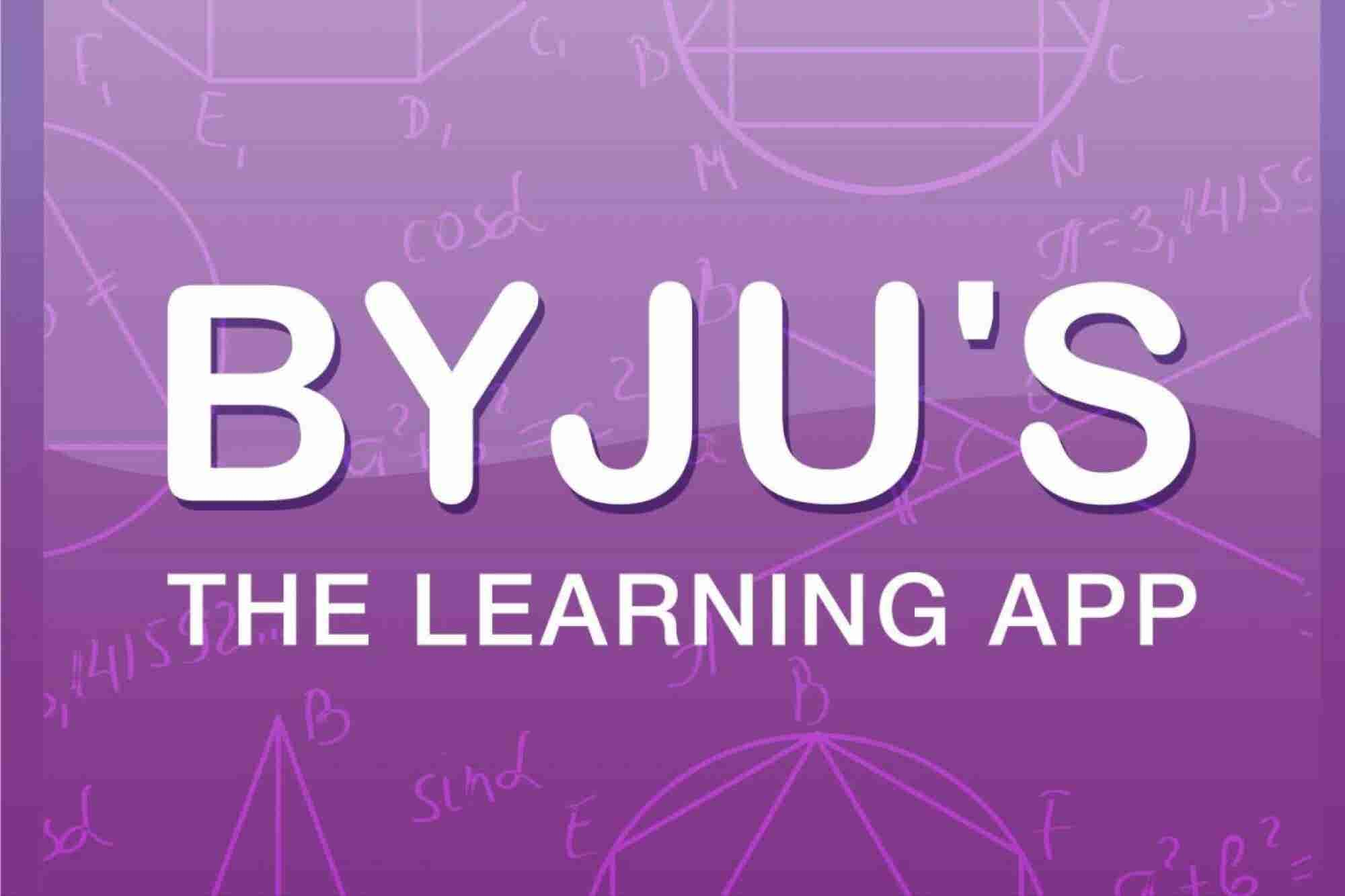 Decoding Byju's Journey From Start-up to Unicorn