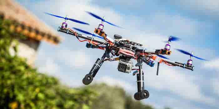 ¿Tienes un dron? Aquí 5 formas para generar dinero con él
