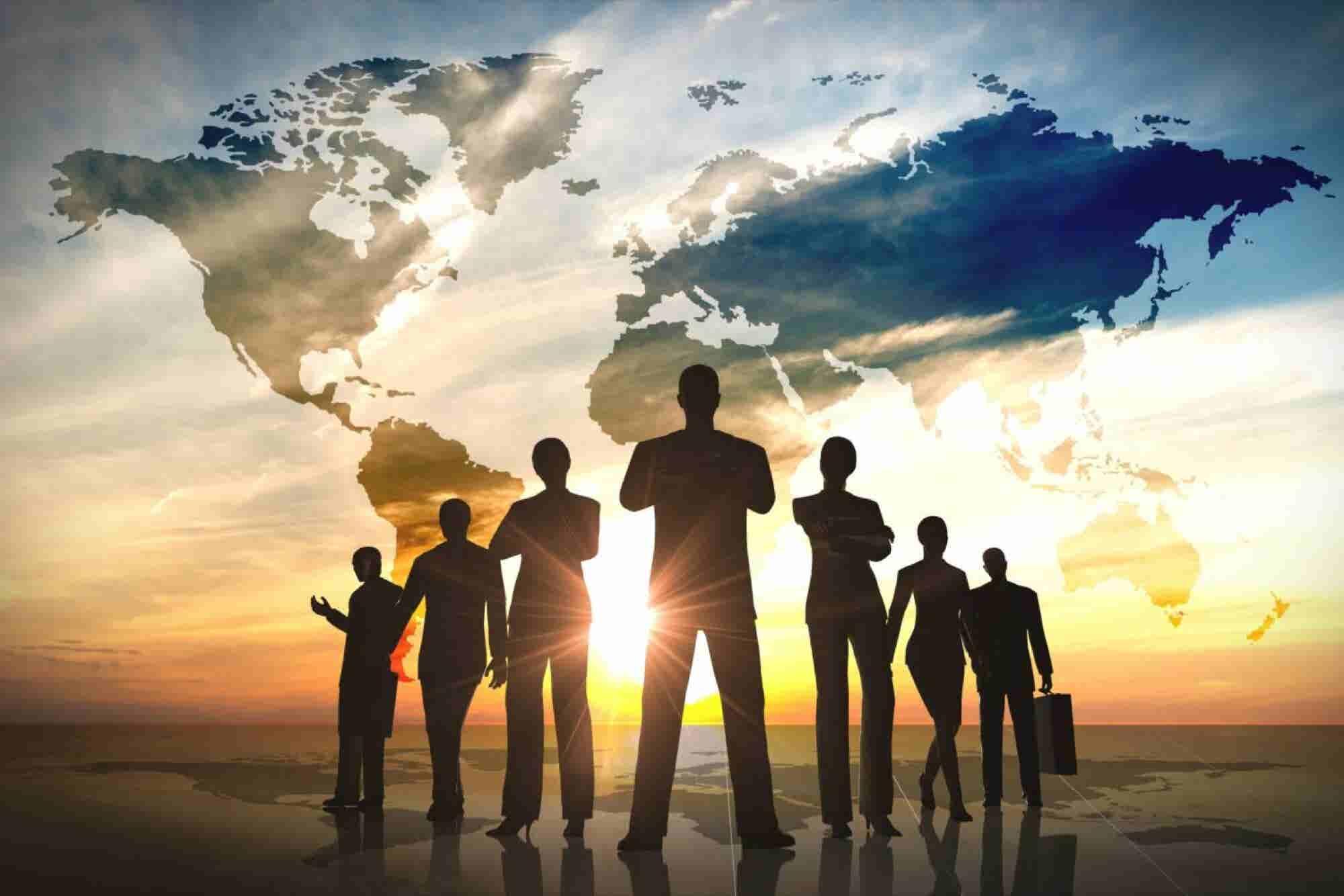Going International: The Allure Of English For Entrepreneurs
