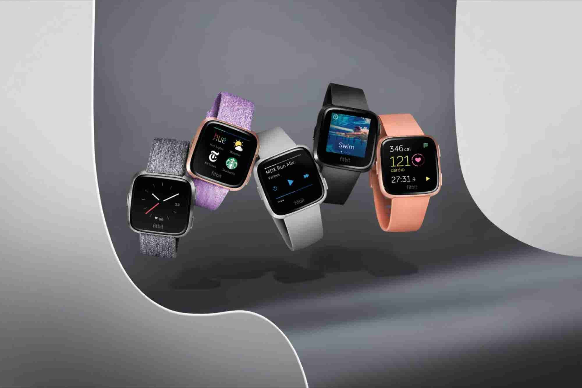 Fitbit's New Smartwatch Will Take on Apple Watch