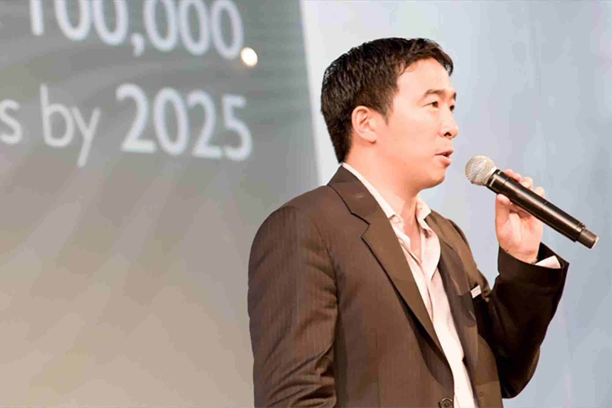 This Serial Entrepreneur Is Running for President in 2020 Wi...